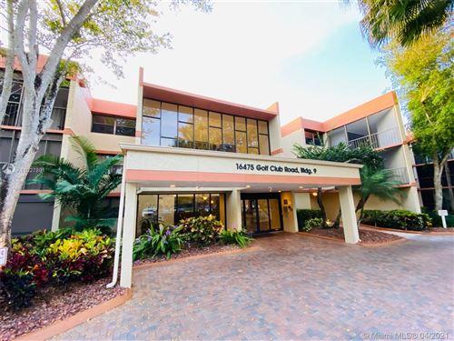 Photo of 16475 Golf Club Rd #211, Weston, FL 33326 (MLS # A11027891)