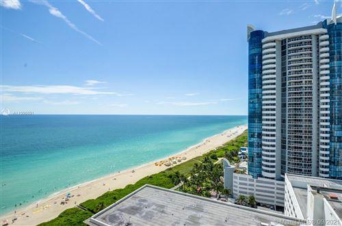 Photo of 6365 Collins Ave #1907, Miami Beach, FL 33141 (MLS # A11096891)