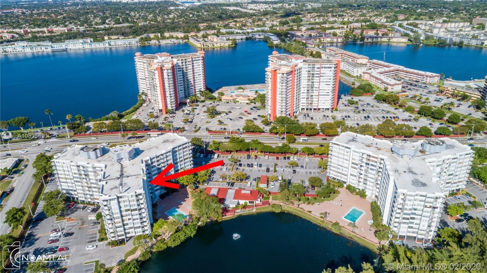 1200 NE Miami Gardens Dr #719W, Miami, FL 33179 - #: A10825891