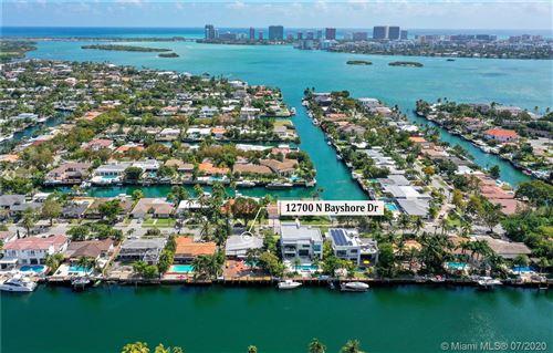Photo of 12700 N Bayshore Dr, North Miami, FL 33181 (MLS # A10832892)