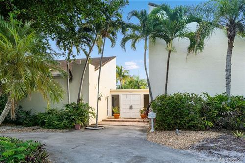 Photo of Listing MLS a10858892 in 5885 SW 102nd St Pinecrest FL 33156