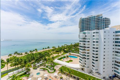 Photo of 10275 Collins Ave #1015, Bal Harbour, FL 33154 (MLS # A10890893)