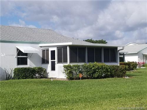 Photo of 3060 N Meridian Way N #9, Palm Beach Gardens, FL 33410 (MLS # A11033893)