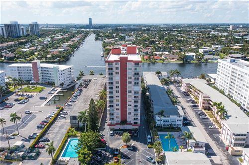 Photo of 3161 S Ocean Dr #1605, Hallandale Beach, FL 33009 (MLS # A11109893)