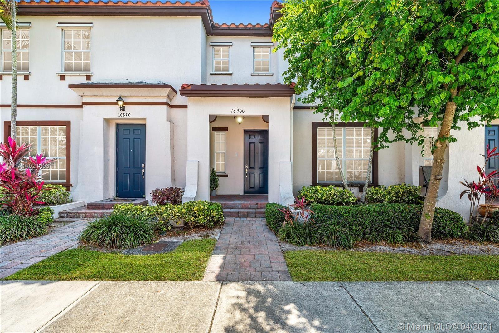 16900 SW 95th St, Miami, FL 33196 - #: A11021893