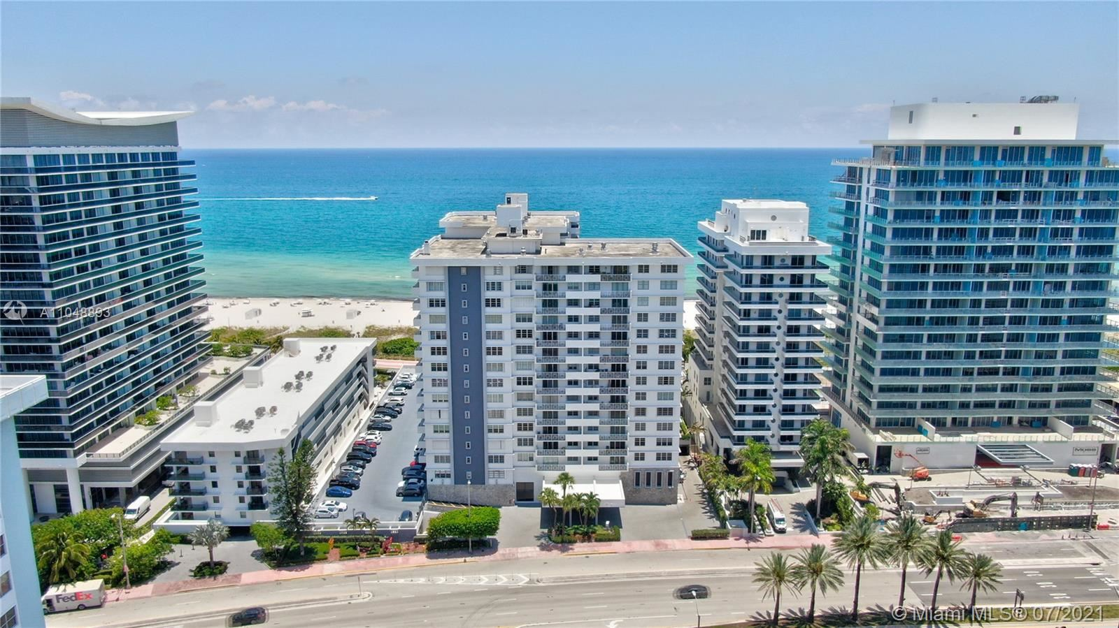 5825 Collins Ave #6A, Miami Beach, FL 33140 - #: A11048893
