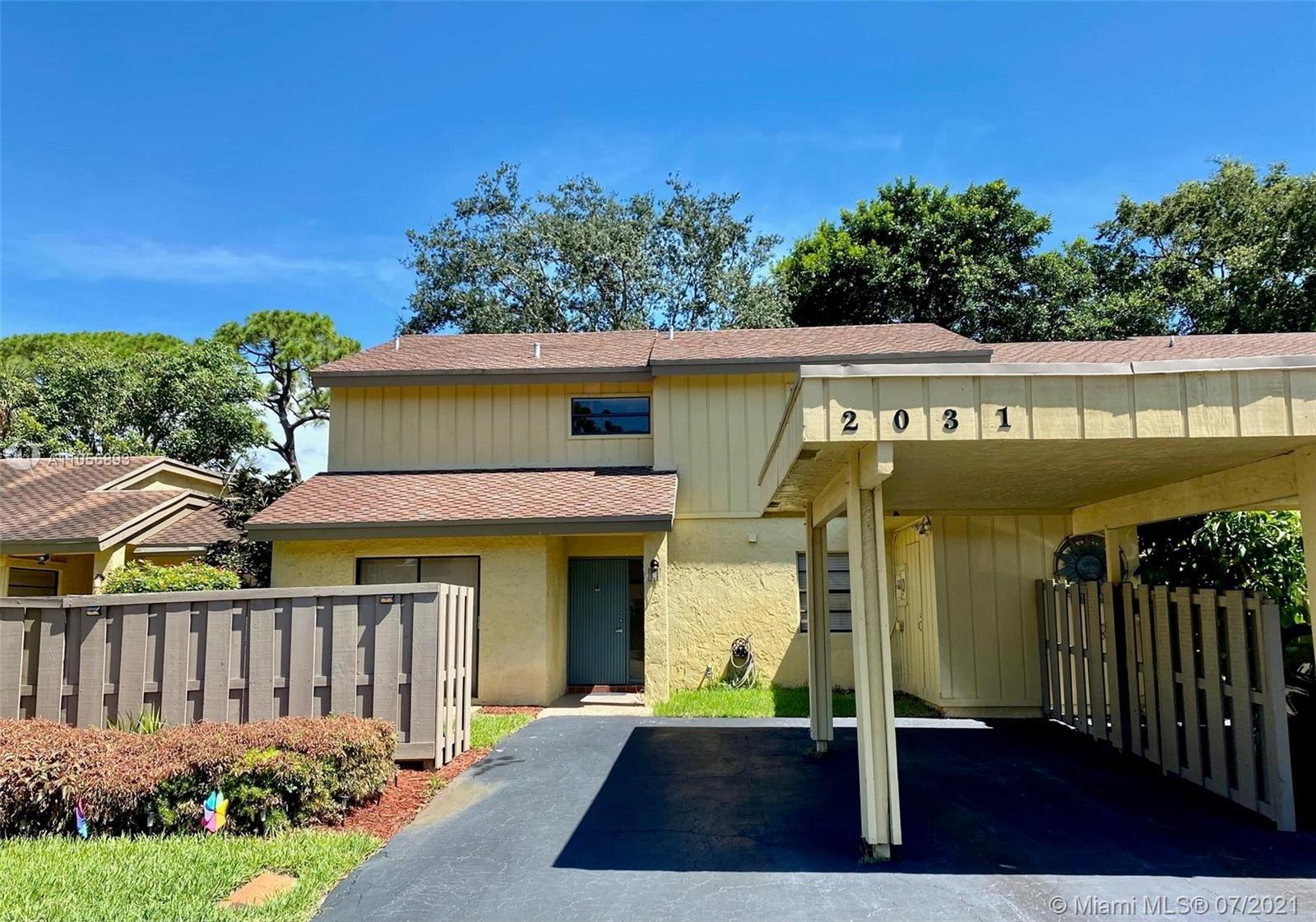 2031 Woodlands Way, Deerfield Beach, FL 33442 - #: A11055893