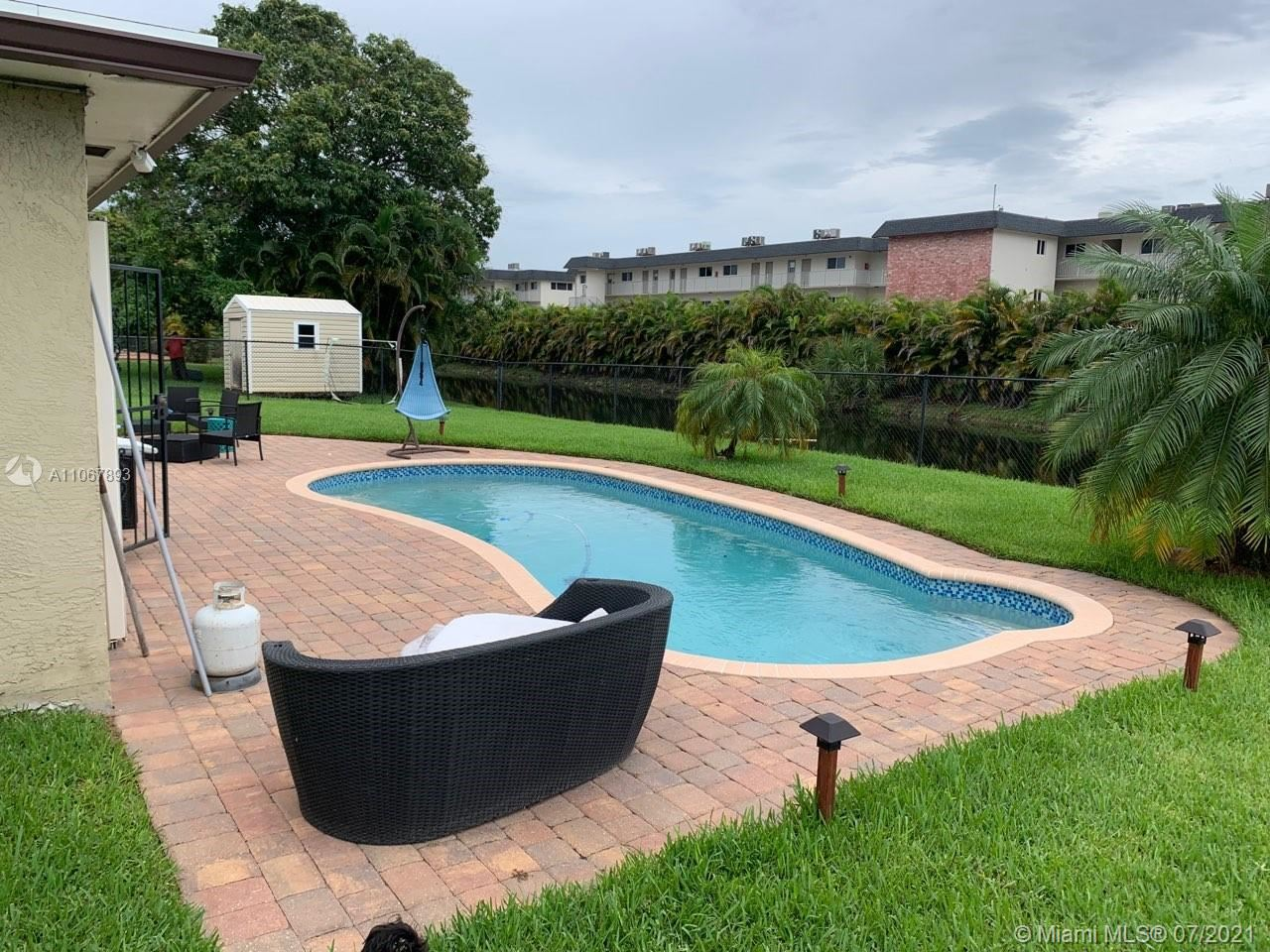 Photo of 1740 NW 47th Ave, Lauderhill, FL 33313 (MLS # A11067893)