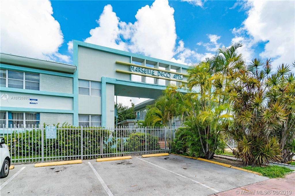 Photo 26 of Listing MLS a10726893 in 1265 Marseille Dr #30 Miami Beach FL 33141
