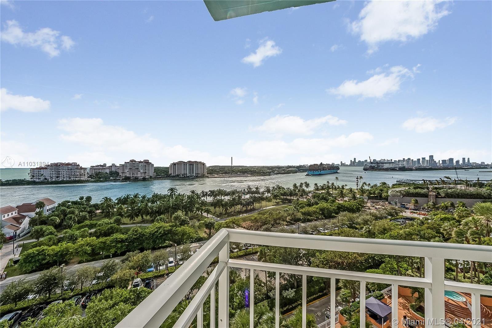 400 S Pointe Dr #1005, Miami Beach, FL 33139 - #: A11031894