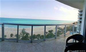 Foto de inmueble con direccion 18683 Collins Ave #701 Sunny Isles Beach FL 33160 con MLS A10415895