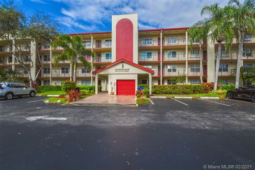 Photo of 1001 SW 128th Ter #306B, Pembroke Pines, FL 33027 (MLS # A10964895)