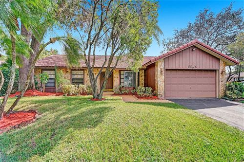 Photo of 9866 NW 19th St, Coral Springs, FL 33071 (MLS # A11114895)