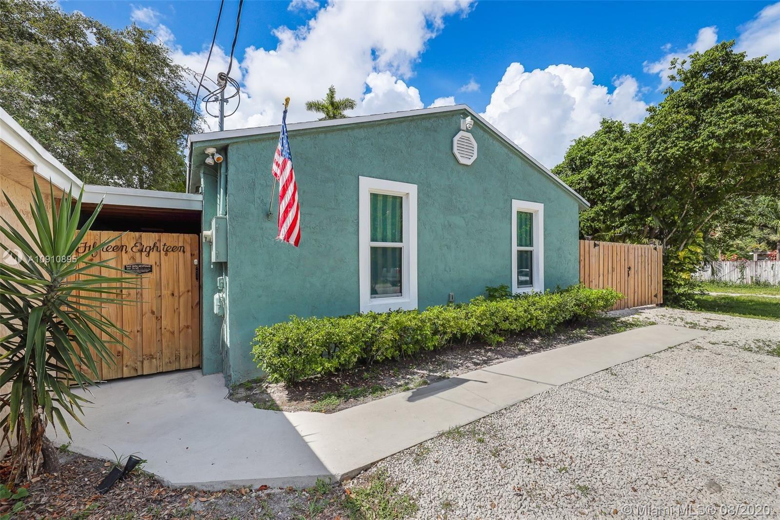 1518 SW 27 CT, Fort Lauderdale, FL 33315 - #: A10910895