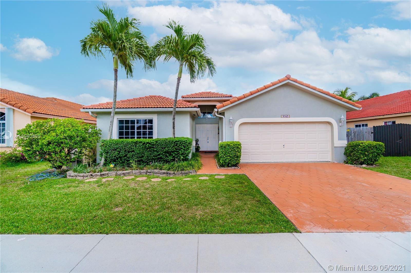 Photo of 9065 SW 165th Pl, Miami, FL 33196 (MLS # A11040895)