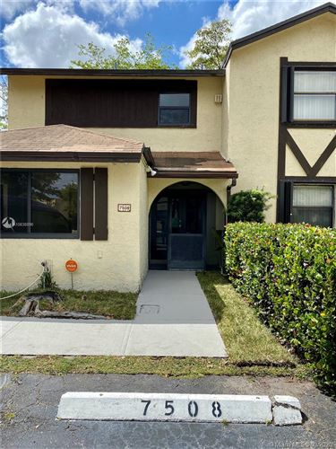 Photo of 7508 NW 33rd St #7508, Lauderhill, FL 33319 (MLS # A10838896)