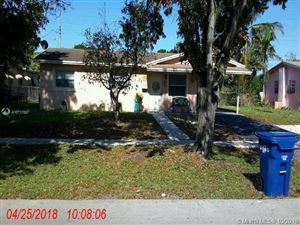 Photo of 1311 NW 51st Ave, Lauderhill, FL 33313 (MLS # A10717897)