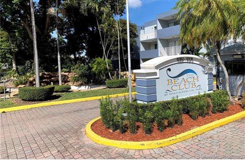 Foto de inmueble con direccion 9365 Fontainebleau Blvd #E117 Miami FL 33172 con MLS A10849897