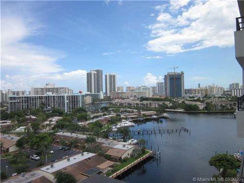 Photo of 2500 Parkview Dr #1404, Hallandale Beach, FL 33009 (MLS # A10930897)