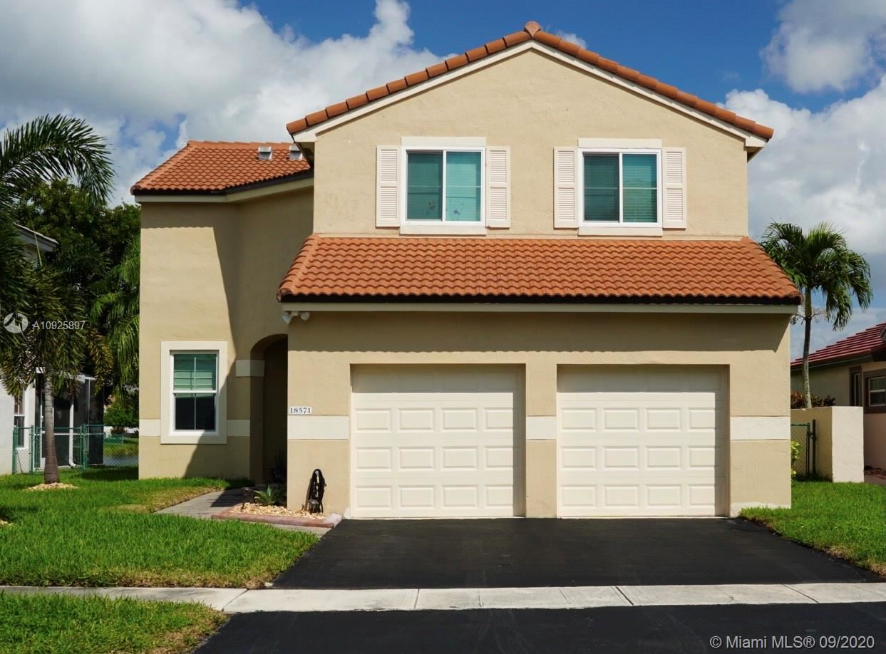 18571 NW 19th St, Pembroke Pines, FL 33029 - #: A10925897