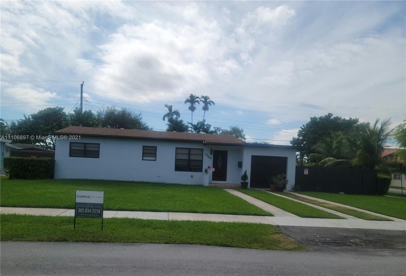 7980 SW 36th St, Miami, FL 33155 - #: A11106897
