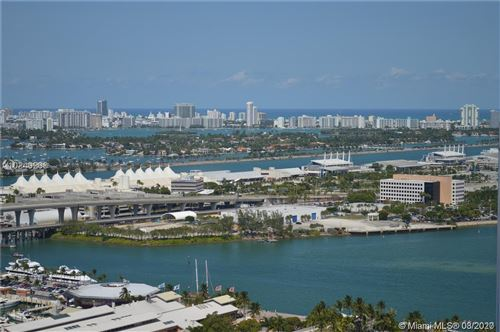 Photo of 133 NE 2nd Ave #3312, Miami, FL 33132 (MLS # A10911898)
