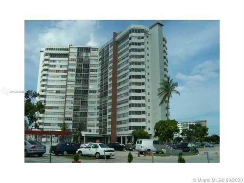 Photo of 1301 NE Miami Gardens Dr #1723W, North Miami Beach, FL 33179 (MLS # A10922898)