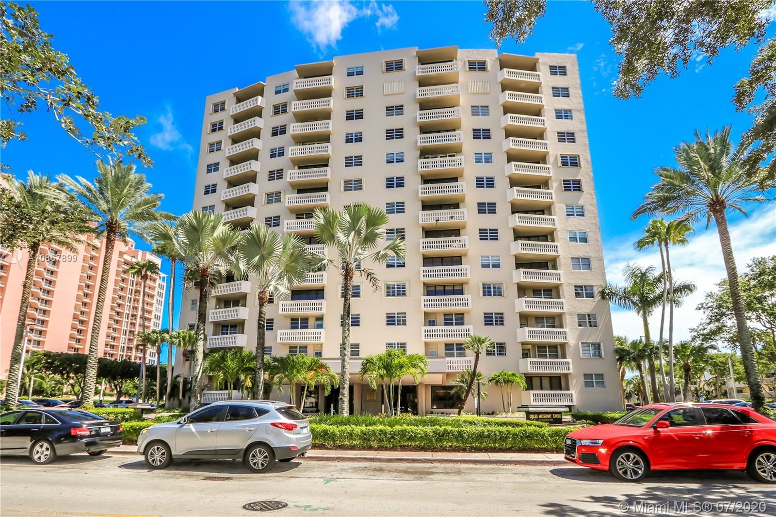 90 Edgewater Dr #605, Coral Gables, FL 33133 - #: A10867899