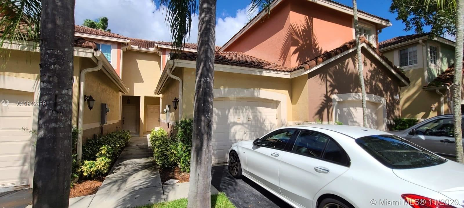 3666 San Simeon Cir #3666, Weston, FL 33331 - #: A10942899