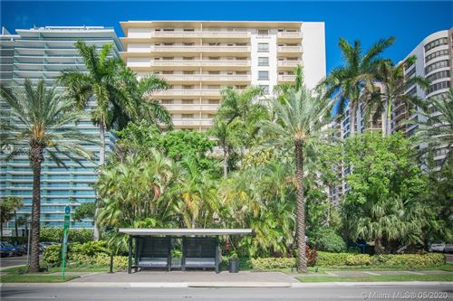 Photo of 10185 Collins Ave #902, Bal Harbour, FL 33154 (MLS # A10859900)