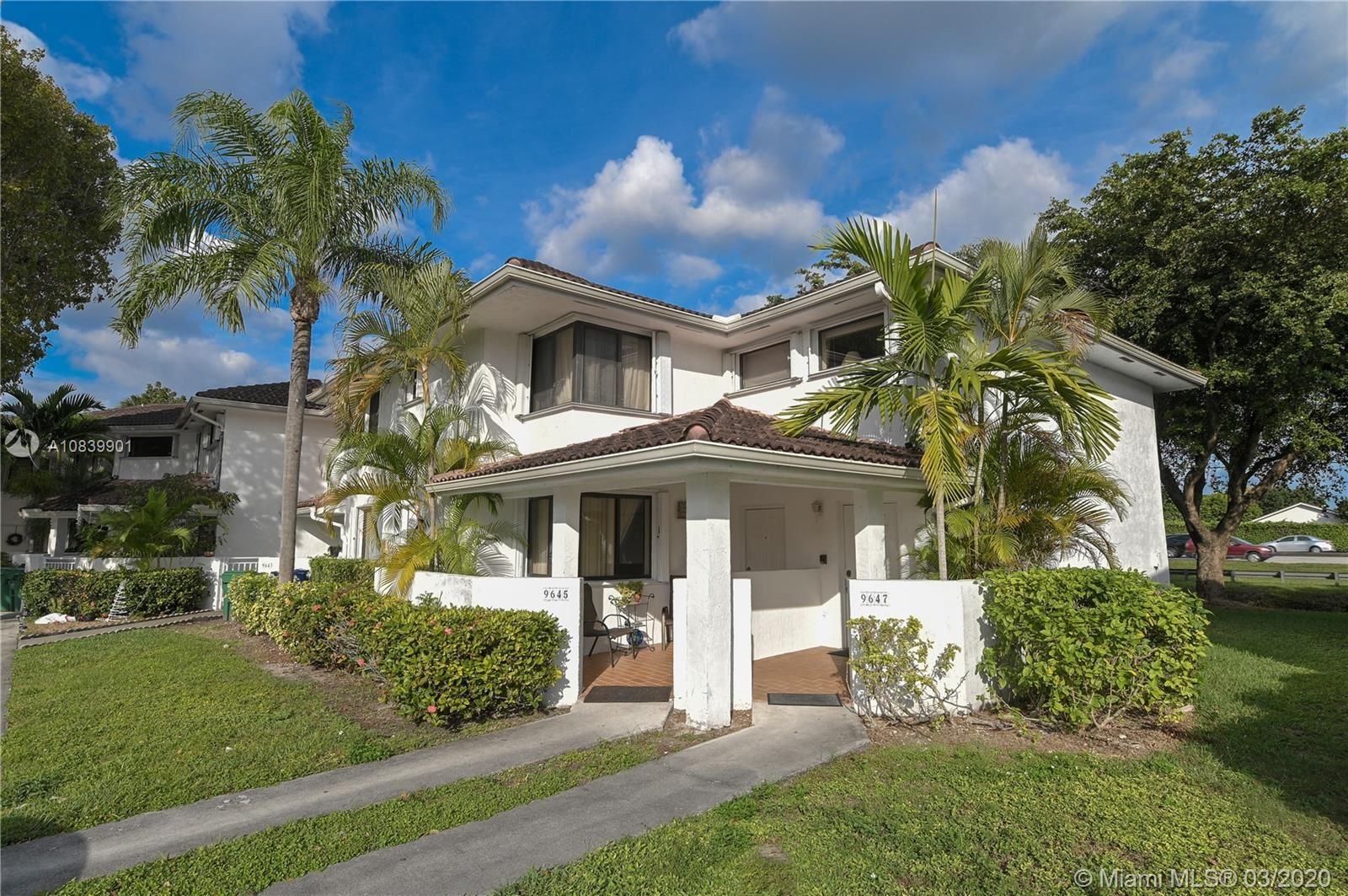 9647 SW 138th Ave #9647, Miami, FL 33186 - #: A10839901