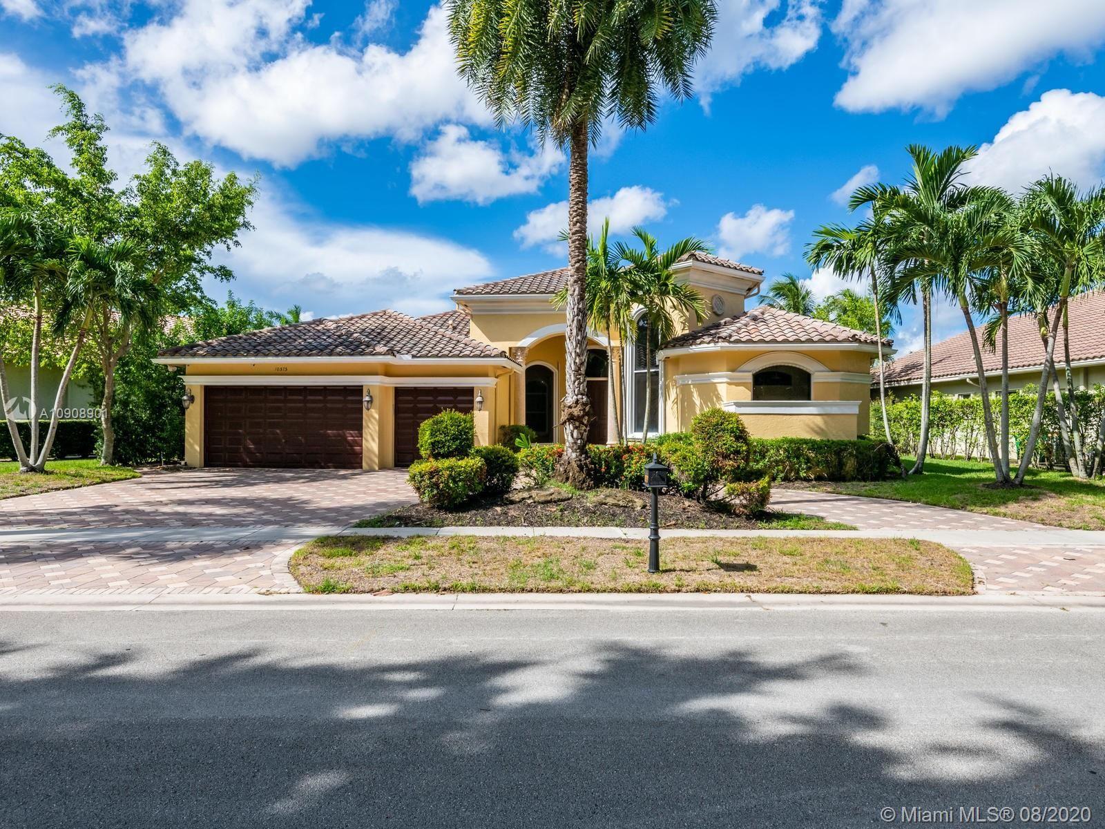 10575 Blue Palm St, Plantation, FL 33324 - #: A10908901