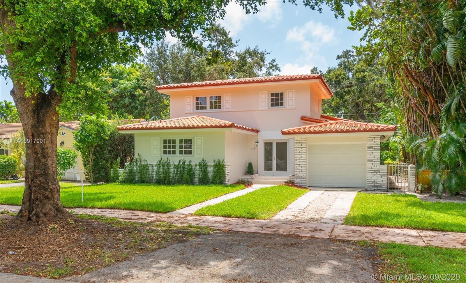 420 Aledo Ave, Coral Gables, FL 33134 - #: A10917901