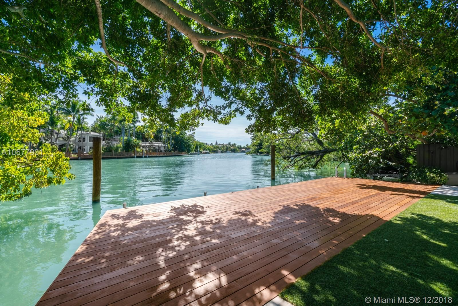 Photo 35 of Listing MLS a10577901 in 5045 Lakeview Drive Miami Beach FL 33140