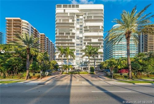 Photo of 10155 Collins Ave #1105, Bal Harbour, FL 33154 (MLS # A11010902)