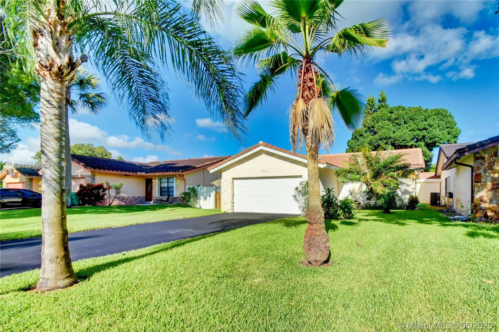 2664 NW 91st Ave, Coral Springs, FL 33065 - #: A10876902