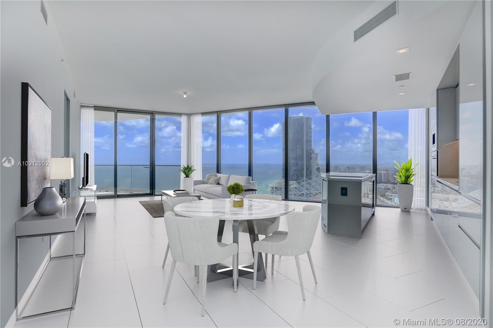 18975 Collins Ave #3704, Sunny Isles, FL 33160 - #: A10912902