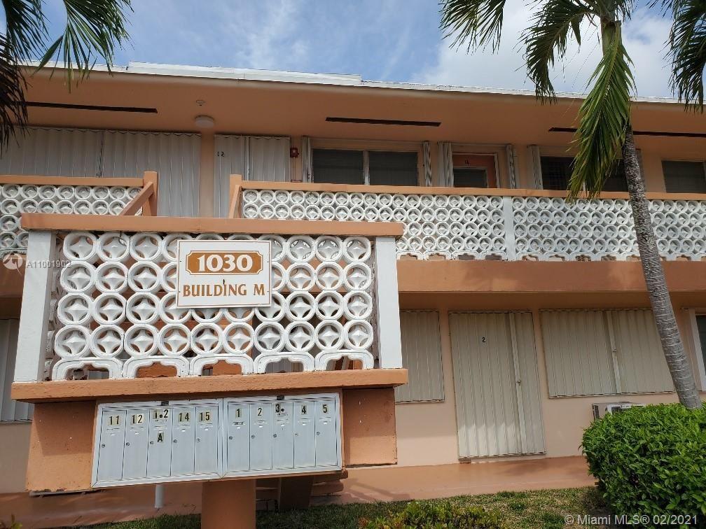 1030 SW 11th St #12M, Hallandale Beach, FL 33009 - #: A11001902