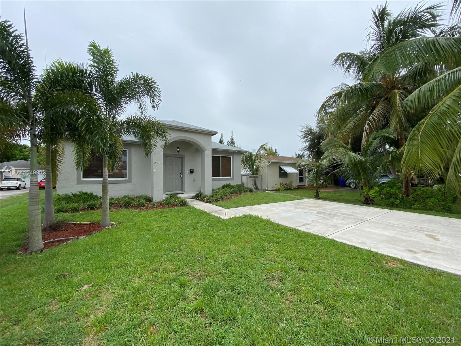 2700 Fillmore St, Hollywood, FL 33020 - #: A11049902