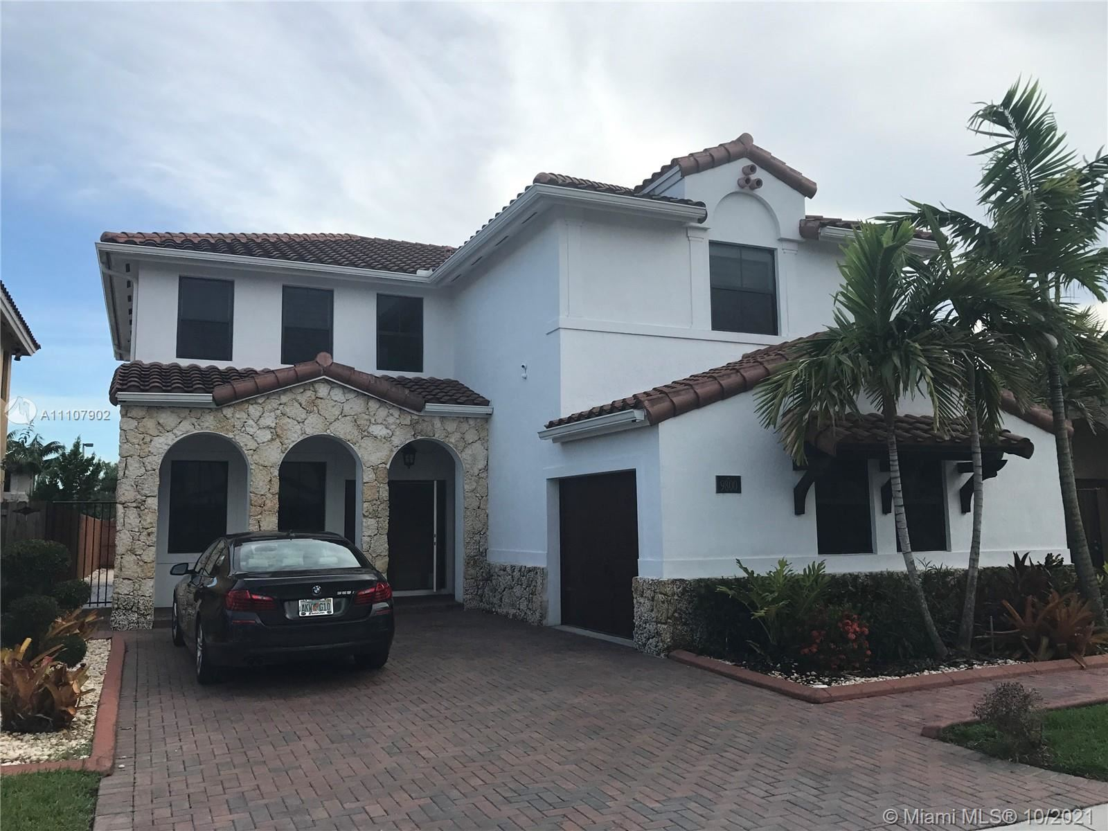 9800 NW 10th Ter, Miami, FL 33172 - #: A11107902