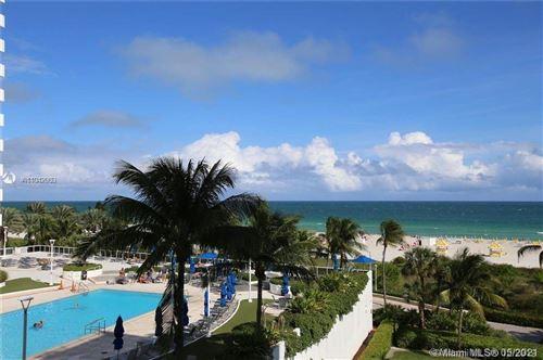 Photo of 1623 Collins Ave #515, Miami Beach, FL 33139 (MLS # A11042903)