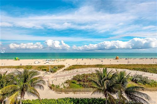 Photo of 321 Ocean Dr #400, Miami Beach, FL 33139 (MLS # A2143903)