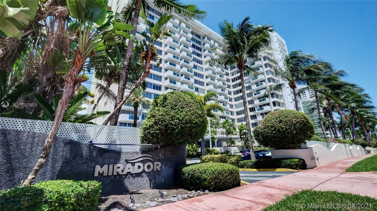 1200 West Ave #1210, Miami Beach, FL 33139 - #: A11083903
