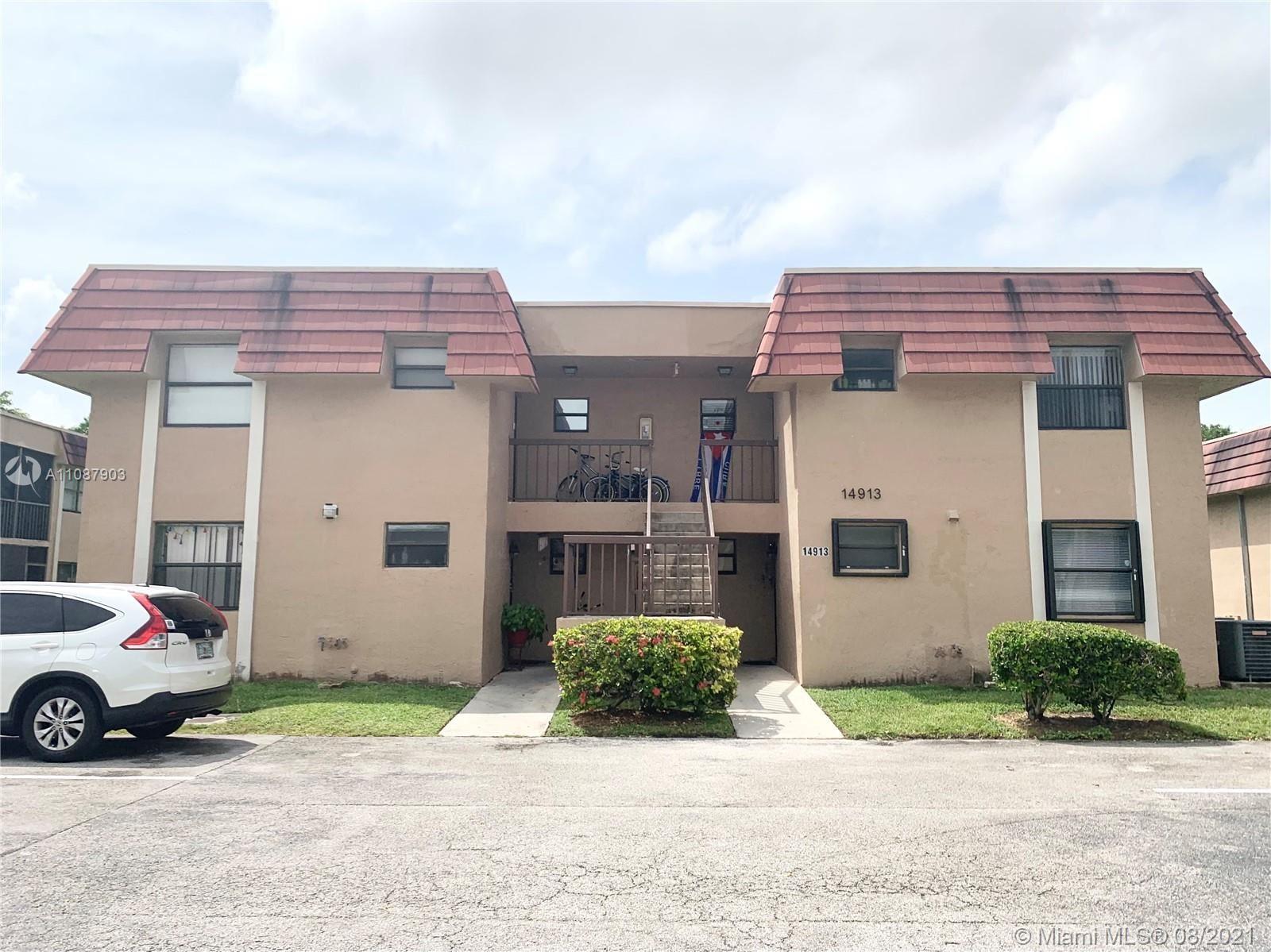 14913 SW 104th St #16-13, Miami, FL 33196 - #: A11087903