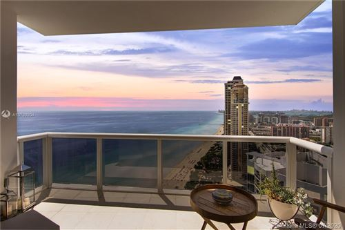 Photo of 18101 Collins Ave #5002, Sunny Isles Beach, FL 33160 (MLS # A10798904)