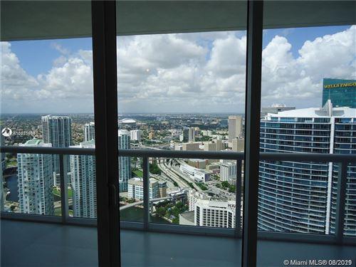 Photo of 465 Brickell Ave #5606, Miami, FL 33131 (MLS # A11055904)