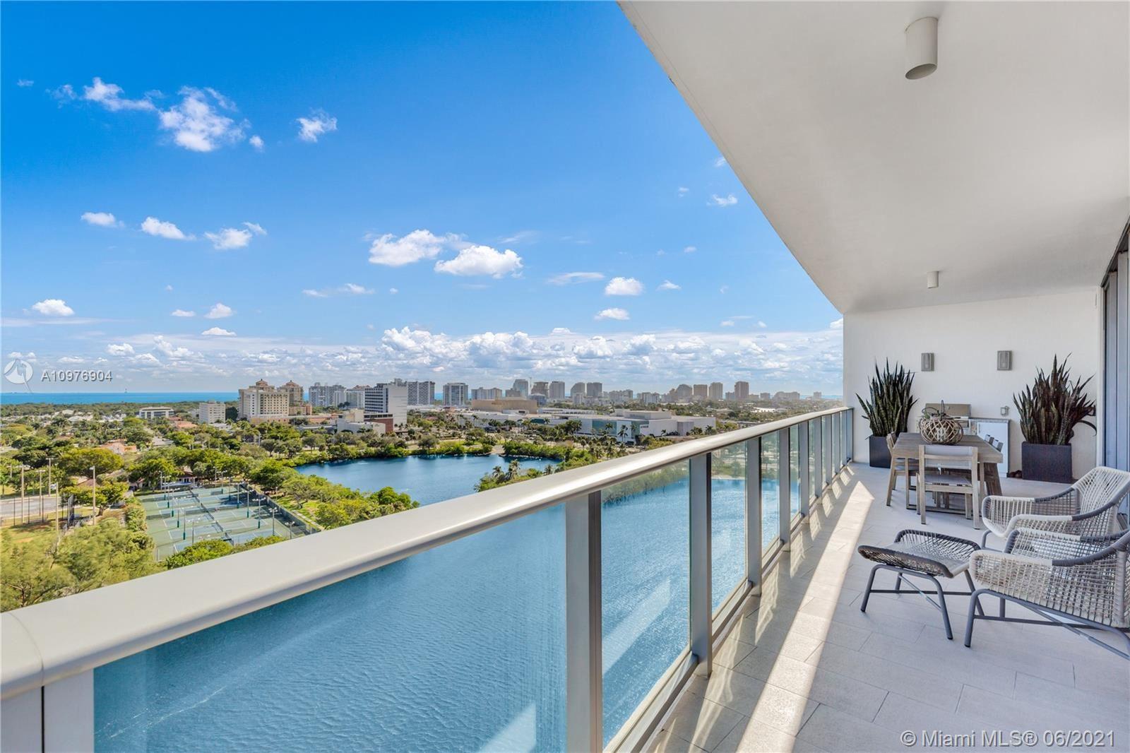 1180 N Federal Hwy #PH1501, Fort Lauderdale, FL 33304 - #: A10976904