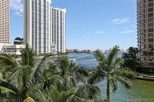 Photo of 465 Brickell Ave #416, Miami, FL 33131 (MLS # A10552906)