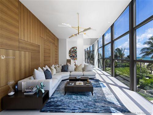 Photo of 5875 Collins Ave #401/402, Miami Beach, FL 33140 (MLS # A10925906)