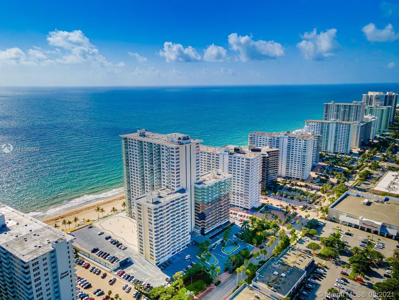 Photo of 3900 Galt Ocean Dr #2705A, Fort Lauderdale, FL 33308 (MLS # A11069907)